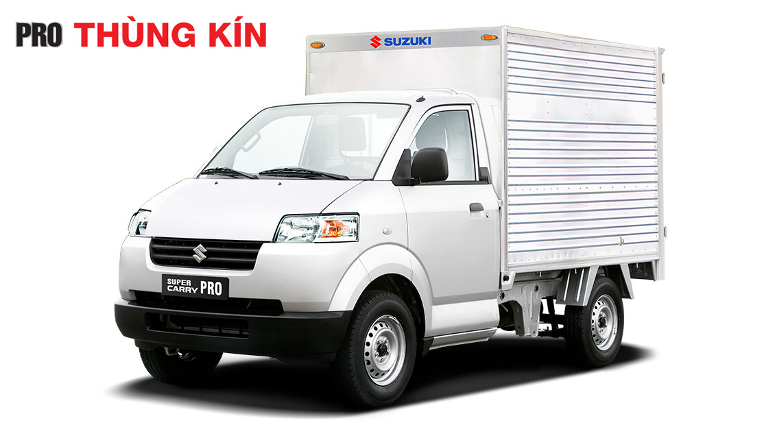 Suzuki Pro Thùng Kín