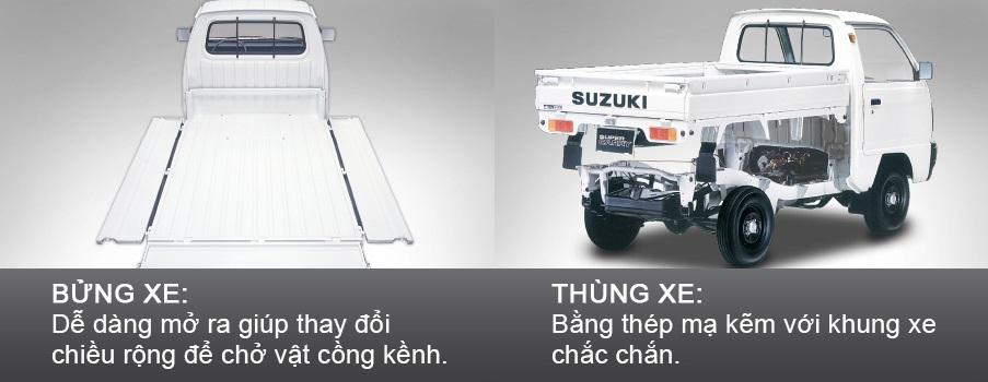 thung xe